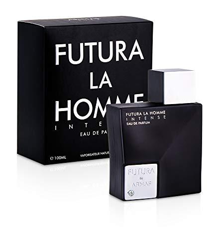 Armaf Futura La Homme Intense Eau De Parfum Spray for Men 3.4 Ounce