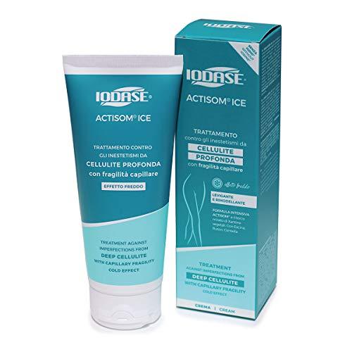 Iodase Actisom ICE Crema Anticellulite Effetto Criogenico (Freddo) - 200 ml