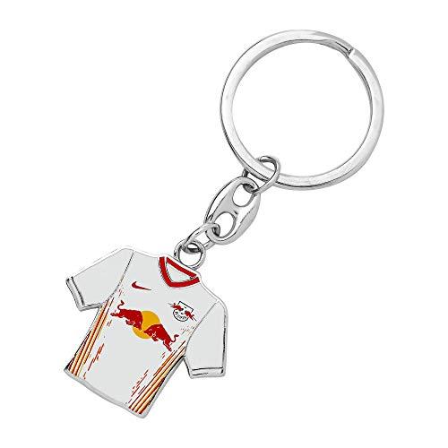 RB Leipzig Home Trikot Keyring, Unisex One Size - Original Merchandise
