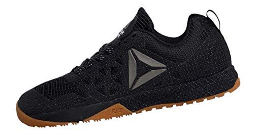 Reebok Hombre R Crossfit Nano 6.0 Zapatos de Running Negro, 37