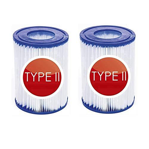 YYSY Cartuchos de filtro de repuesto para bomba de filtro Bestway 58094,...
