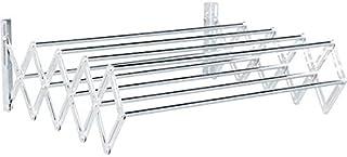 Acan Tendedero de Pared Extensible de Metal Superficie de tendido de 5.4 Metros