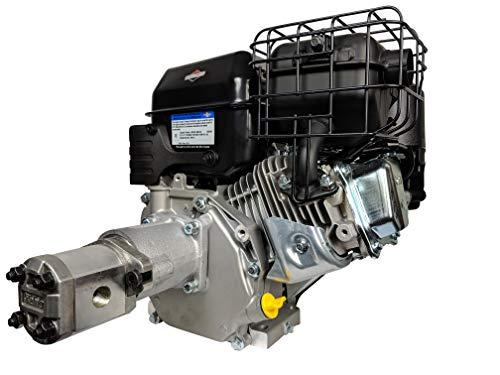 Hydraulikaggregat LSA208CC-B&S Benzinmotor Briggs&Stratton XR950 Series mit Zahnrad Hydraulikpumpe 200bar für Holzspalter Kipper Pressen