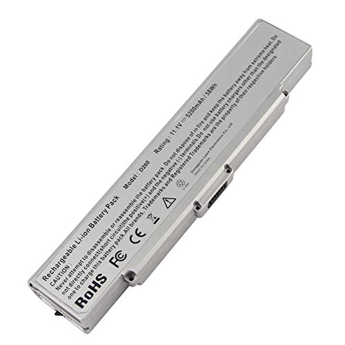 Fancy Buying Laptop Battery for Sony VAIO PCG VGN-AR VGN-NR VGN-SZ...