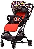 Cochecito de bebé Cochecito cochecito cochecito cochecito El cochecito de bebé puede sentarse en la vuelta del cochecito de la caja de la variadora plegable de la variable plegable de la visión alta d