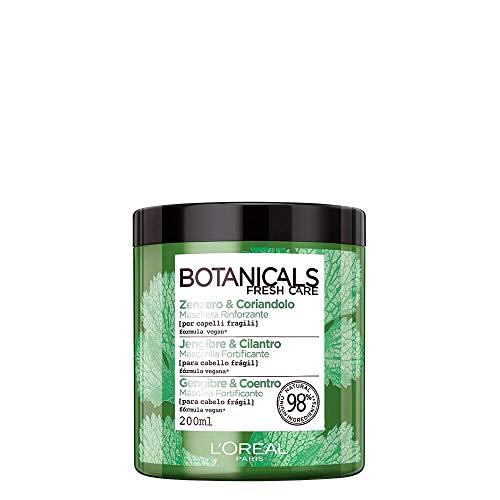 L'Oreal Paris Botanicals versterkende shampoo voor broos haar Masker - krachtbron