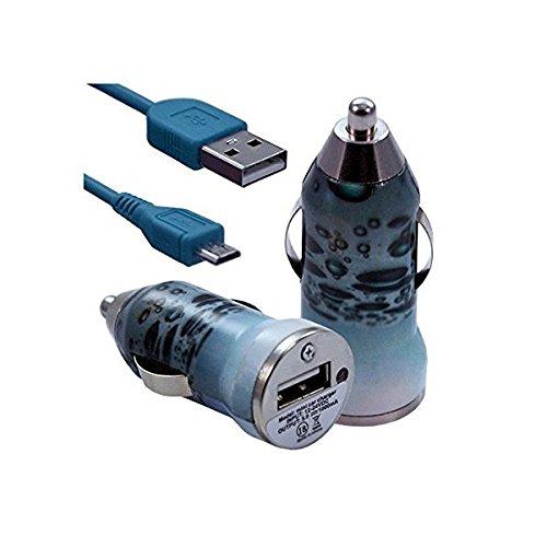 Seluxion-Cargador de coche, para USB CV08 P8000 Elephone