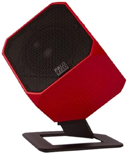 Palo Alto Audio Design cubik HD, rote USB Lautsprecher