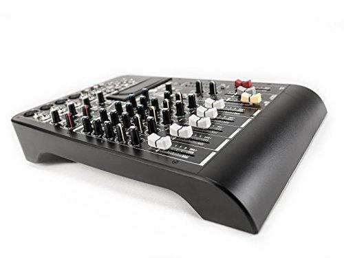 RCF L-PAD 8CX 8 Kanal Mixer mit Effekten