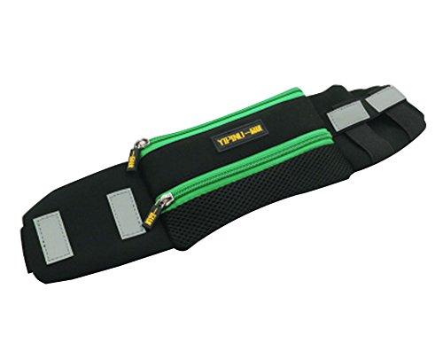 Multifonctionnel Sac de sport en plein air Fitness Backpack Courir Pocket, B