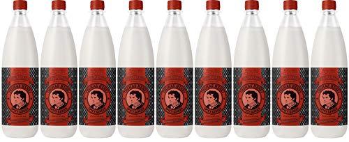 9 Flaschen Thomas Henry Spicy Ginger a 1 L inc. 1,35€ MEHRWEG Pfand