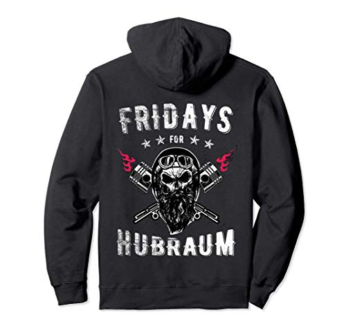 Fridays for Hubraum Future Auto Motor Tuning Geschenk Pullover Hoodie