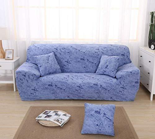 DANNEIL Fundas para Sofa con Impresión De Tinta Salpicada, para Sala De Estar, Fundas Sofa Elasticas Universal Moderna Ajustable, para Sofa Chaise Longue (colour4,3 Seater 180-225cm)