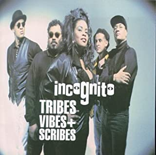 incognito tribes vibes and scribes