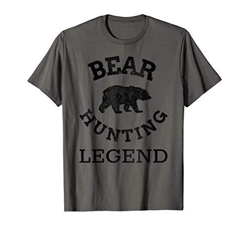 Bear Gear for Hunters - Bear Hunting Legend T-Shirt