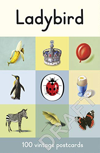 Ladybird: 100 vintage postcards