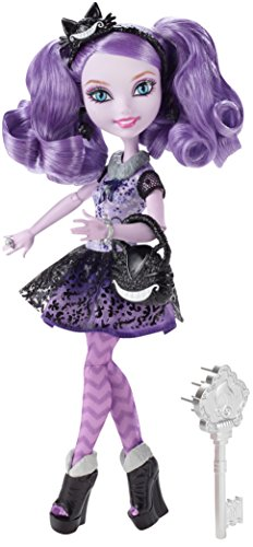 Ever After High CDH53 - Bambola Ribelle Kitty Cheshire