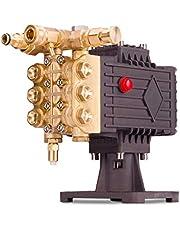 Wilks-Usa Lavadora a Presión, Bomba de Cabezal de Latón, Motor a Gasolina Hasta 15 HP 4800 PSI