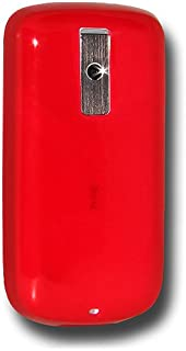 Amzer Luxe Argyle Skin Case for T-Mobile myTouch 3G/HTC Magic - Red