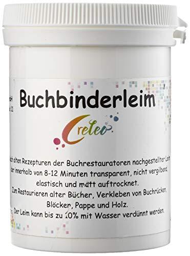 Creleo Buchbinderleim 250 g transparent