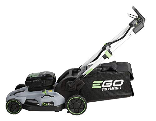 EGO Power + LM2122E-SP Cordless Self-Propelled Lawn Mower