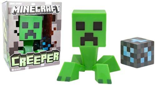 Minecraft Creeper Vinyl Figur
