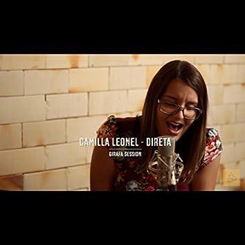 Direta (feat. Camilla Leonel)