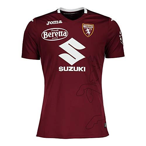 Joma Maglia Bambino Ufficiale Torino FC Stagione 2020/2021 Originale Belotti Sirigu Baselli Zaza (5XS)