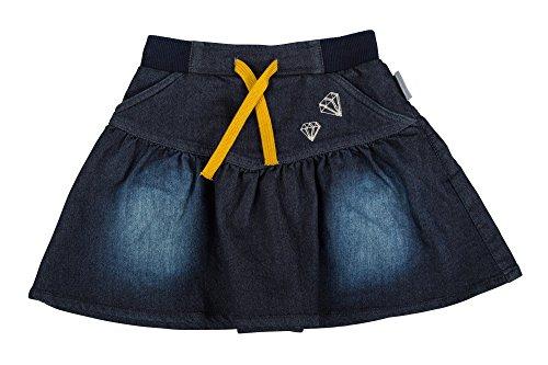 Sigikid Sigikid Mädchen Jeansrock, Mini Rock, Blau (Black Denim 11), 98