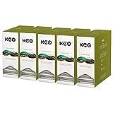 Keo Teachamp Kuvert Polarnacht / 5er Pack