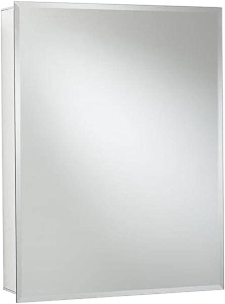 Croydex Haven 30 Inch X 24 Inch Recessed Or Surface Mount Medicine Cabinet With Hang N Lock Fitting System Aluminum