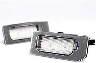 LED Kennzeichenbeleuchtung Canbus Module mit E Zulassung V 032803