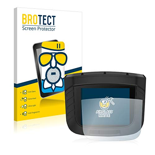 BROTECT Protector Pantalla Cristal Mate Compatible con Garmin Xero S1 Protector Pantalla Anti-Reflejos Vidrio, AirGlass