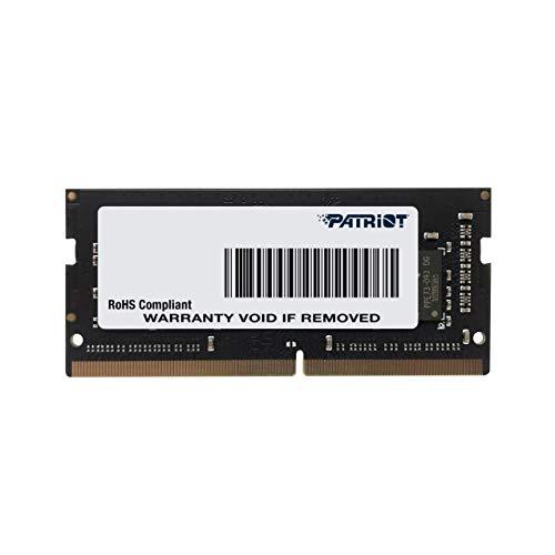 Patriot Signature Series DDR4 32GB (1 x 32GB) 2666MHz (PC4-21300) SODIMM Single Arbeitsspeicher