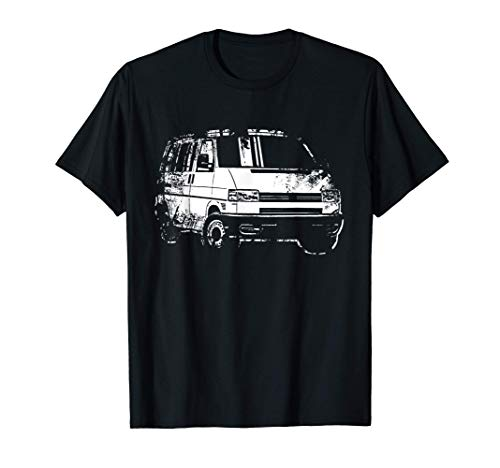 Bus Transporter / Bus Auto / Bus Reise / T4 Van Bus Vanlife T-Shirt
