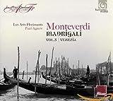 Monteverdi: Madrigals, Vol.3 - Venezia