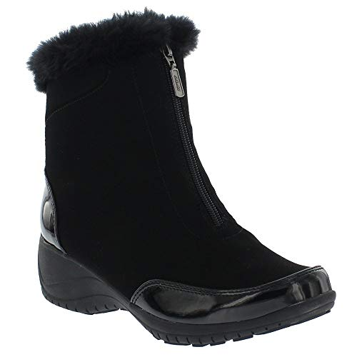 Khombu Sugarrush Boot Womens Black