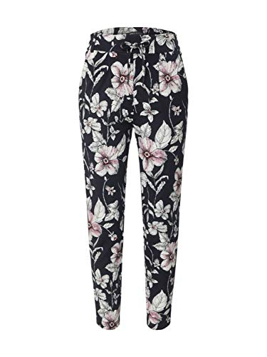 ONLY Dames ONLPOPTRASH Easy Print Pant Broek, Night Sky, L/30
