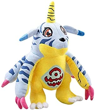 NC56 Digimon Gabumon Plush Doll Toy 35Cm Unicorn Cartoon Figure Stuffed Animals Kids Toys