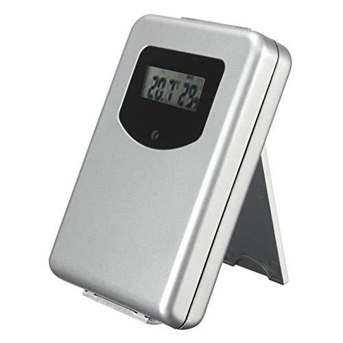 Nrpfell Smart Haus Kit 433 MHz Drahtlose Wetter Station Digitales Thermometer Luft Feuchtigkeits Temperatur Sensor Fuer Innen Raeume Im Freien