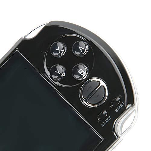Surebuy Consola de Juegos Game Player X9 Multifuncional, con Pantalla a Color de 5.1 Pulgadas, Salida de TV de Soporte - Cable AV(#0, 1)