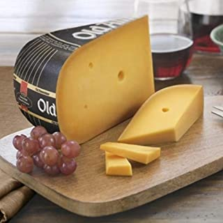 Old Amsterdam, Farmer Gouda Cheese (Whole Wheel) Approximately 12 Lbs