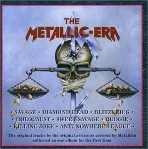 Metallic-Era Vol.1 by Metallica (2008-01-01)