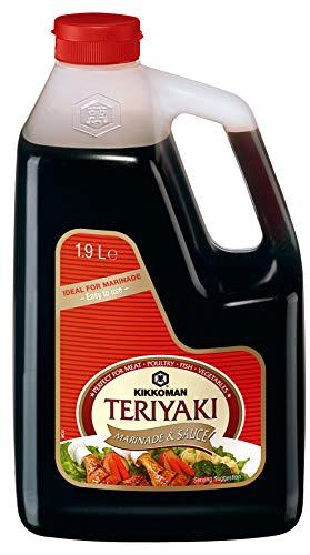 Sauce Soja Teriyaki Kikkoman 1.9L