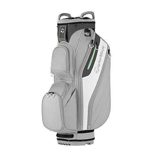 TaylorMade Golf 2018 Ladies Cart Lite Bag 14 Way Divider Grey/White
