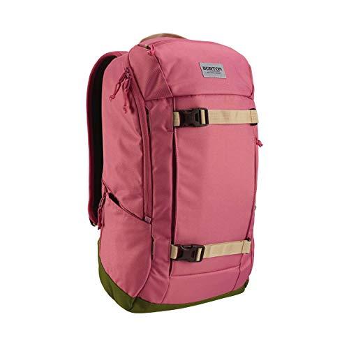 Burton Kilo Pack 2.0 Pink, Büro- und Schulrucksack, Größe 27l - Farbe Rosebud