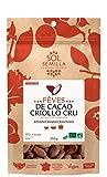 Semi di Cacao Bio, Fave Di Cacao Crudo, Semi di Cacao Crudi - Criollo Variety (coltivato dagli Aztechi) | 250g | Sol Semilla