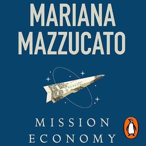 Mission Economy cover art