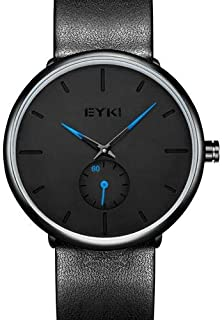 EYKI Dress Watch For Men Analog Leather - E1093L