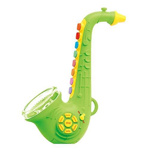 TopBau Kinder Saxophon Spielzeug Mini Sprecher Musikinstrument Spielzeug
